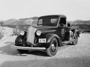 1937 Dodge Model MD 34-Ton Pickup Pumper